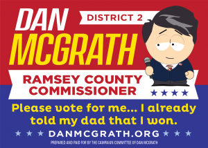 Request a Lawn Sign